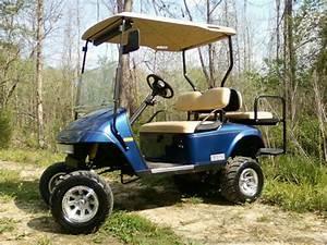Car Lift  Club Car Xrt 810 Lift Kit