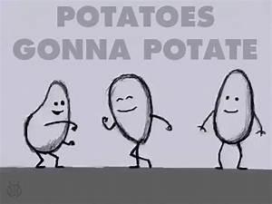 Dance GIF - Potato Potatoes Tates - Discover & Share GIFs