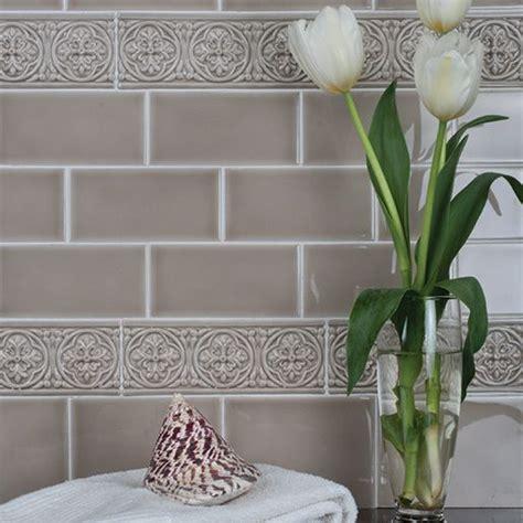 ceramic sand 3 x 6 adex hton crackle flat wall tile