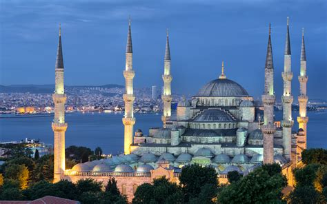 Blue Mosque Wallpaper by Pictures Istanbul Sultan Ahmed Mosque Palace Turkey