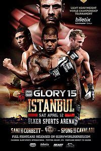 Glory 15 fight preview: Danyo Ilunga vs Andrei Stoica - Bloody Elbow