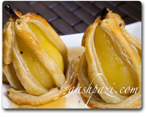 pears pastry recipe