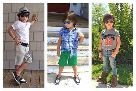 Boyu0026#39;s summer Outfit for Kids/Children/toddler Lookbook    Erwinasland - YouTube