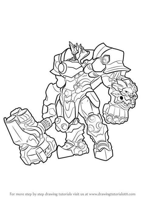 Kleurplaat Overwatch Doomfist by Las 57 Mejores Im 225 Genes Sobre Drawing En