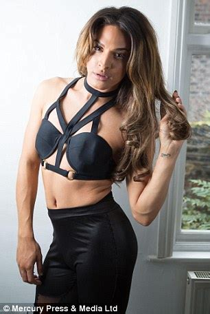 breast forms seattle aspiring model realised she was transgender by accident