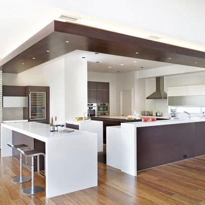 kitchen modern design modern home waterfall countertop design ideas pictures 2313