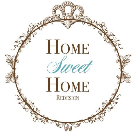 shabby chic logos shabby chic logo for home sweet home consulting pinterest logos shabby chic and home