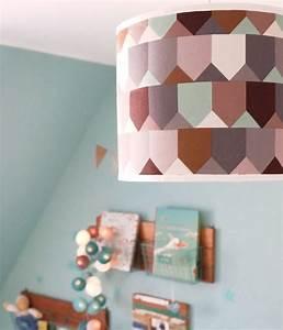 Lampenschirm Basteln Einfach : lampenschirm mit stoff bekleben lybstes ~ Markanthonyermac.com Haus und Dekorationen