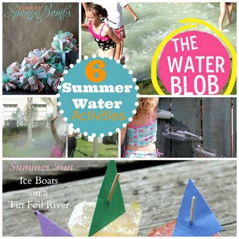 water activities  kids