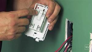 Wiring An Nspiration Series Floor Heating Thermostat To An