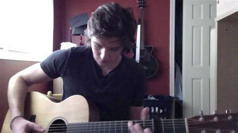 Ed Sheeran Sunburn (cover) Youtube