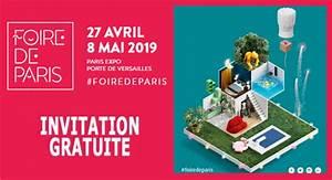 Code Invitation Foire De Paris : invitations gratuites foire de paris 2019 maximum chantillons ~ Medecine-chirurgie-esthetiques.com Avis de Voitures