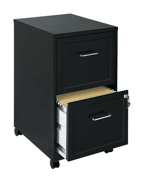 Office Drawer Cabinet by Office Designs Black 2 Drawer Mobile File Cabinet