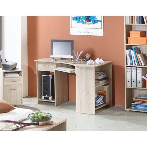 aux bureaux felix bureau d 39 angle 77 cm chêne achat vente bureau