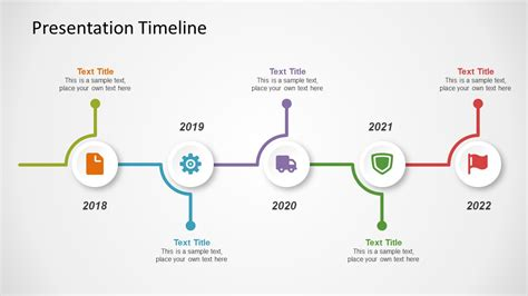 timeline template ppt presentation timeline concept for powerpoint slidemodel