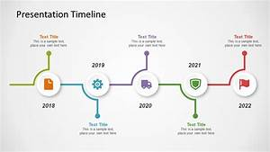 Powerpoint Template Of Timeline Concept