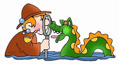 Ness Loch Clipart Monster Clip Predict Prediction