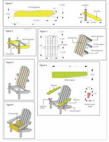 Lowe's Adirondack Chair Plan