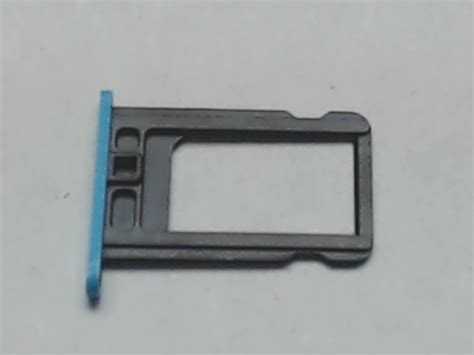 iphone 5c sim card slot blue sim card slot tray holder fix repair replacement for