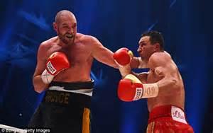 Fury Tyson Champion