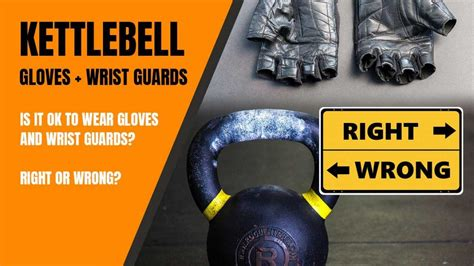 wrist gloves kettlebell wear should guards cavemantraining broken