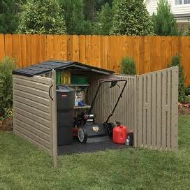 roughneck 174 slide lid shed