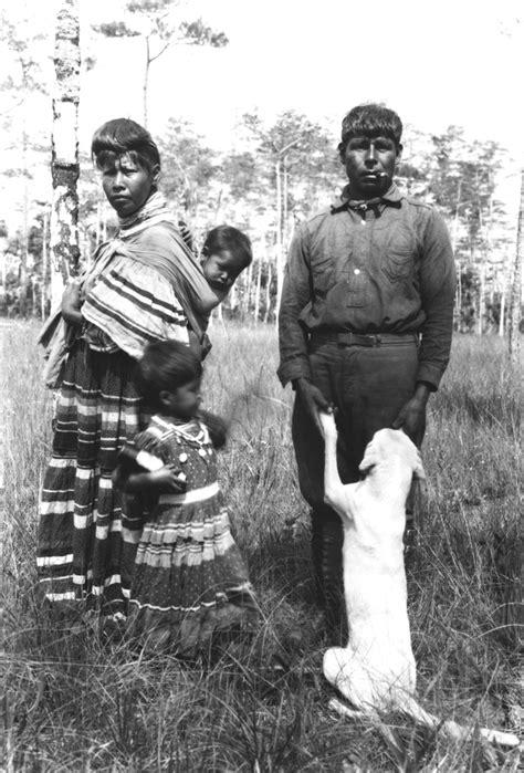 florida memory   hisotry   florida seminoles