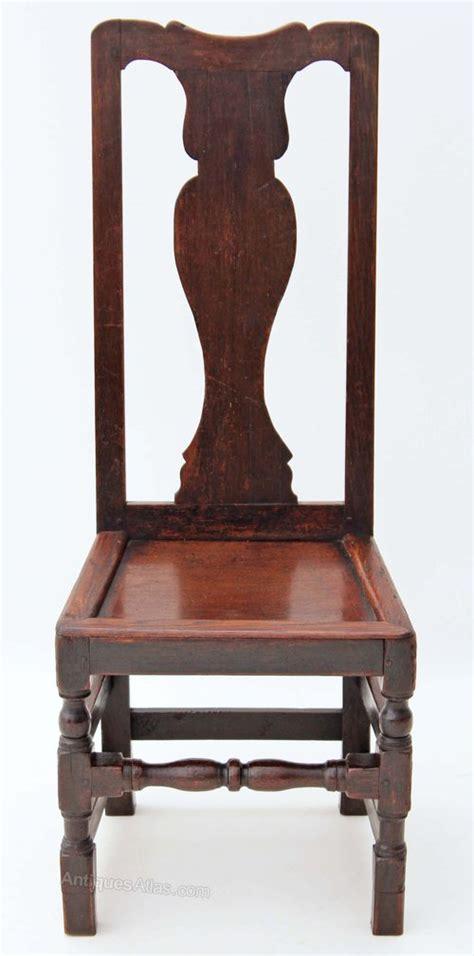 17c 18c high back oak side dining chair antiques atlas