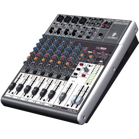 Behringer Xenyx Usb Input Bus Mixer With
