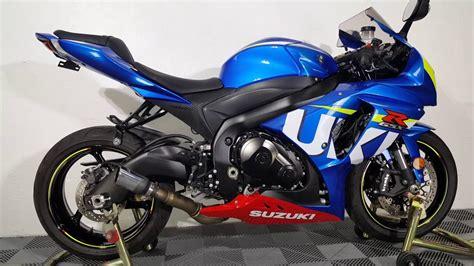 2016 Suzuki Gsxr 1000 At Spinwurkz For Sale