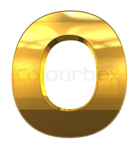 gold alphabet 3d letters stock photography image 29339742 letter o from gold with gold frame alphabet set isolated 75864