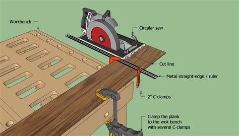 cut laminate flooring howtospecialist