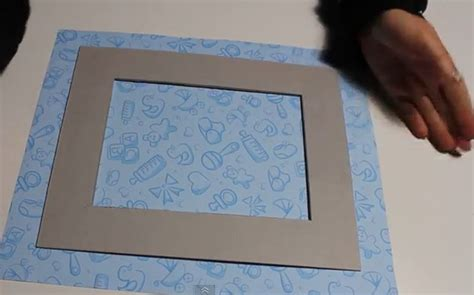 Cornici Di Cartone Per Foto Cornice In Cartone Fai Da Te Guida Passo Passo Con Foto