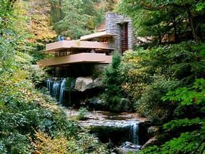 Frank Lloyd Wright Gebäude : organische architektur 5 inspirierende beispiele ~ Buech-reservation.com Haus und Dekorationen