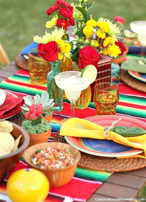 Mexican Fiesta Party Ideas For Cinco De Mayo