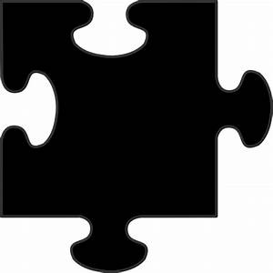 Vector Puzzle Piece - ClipArt Best