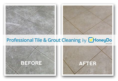 why cleaning tile grout yourself is a waste of time