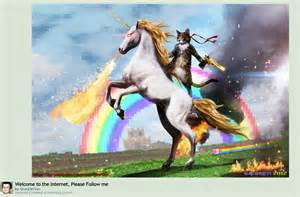 cat a unicorn history of the microsoft cat on a unicorn and how