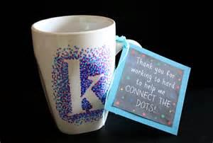 Sharpie Mug Teacher Gift