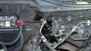 2003 Accord Fuel Filter Location