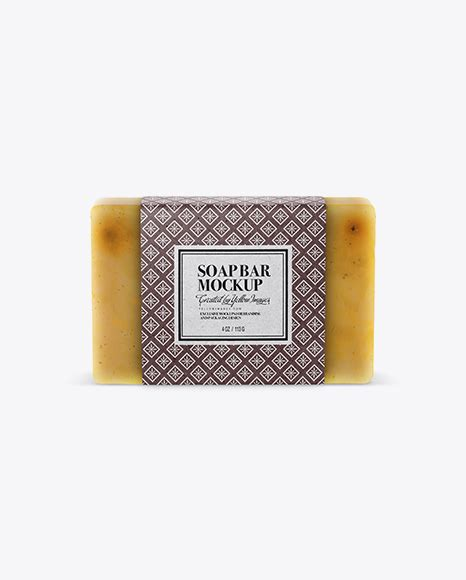 You can separate objects using the layers. Soap Bar Mockup in Packaging Mockups on Yellow Images ...