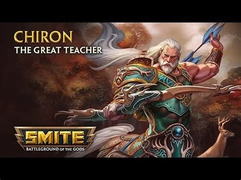 Chiron Carry Build smite chiron adc build hyper carry