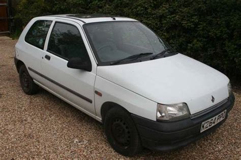 old renault clio renault clio 1171 rn only 18000 miles for sale 1993 on