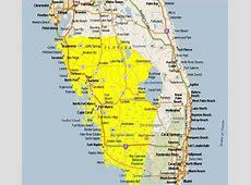Map City Area Everglade 3