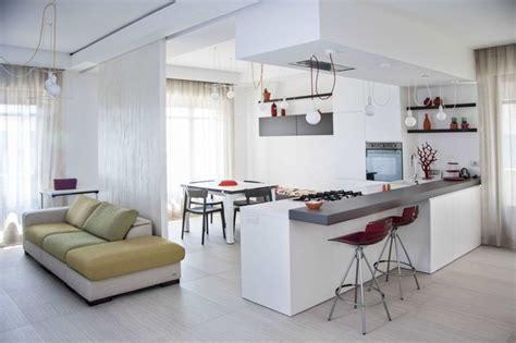 cuisine salon ouvert cuisine ouverte sur salon une solution pour tous les