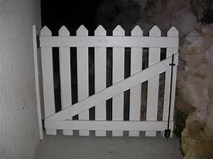 Acheter Palette Bois Castorama : portillon en bois ~ Dailycaller-alerts.com Idées de Décoration