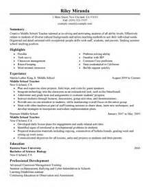 college student resume exles summer job summer teacher resume sle my perfect resume