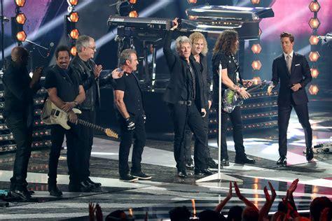 Iheartradio Music Awards Bon Jovi Receives Icon