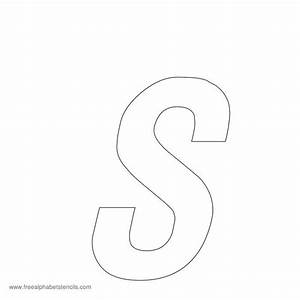 magazine italic a z alphabet stencils for signs With letter stencils for signs