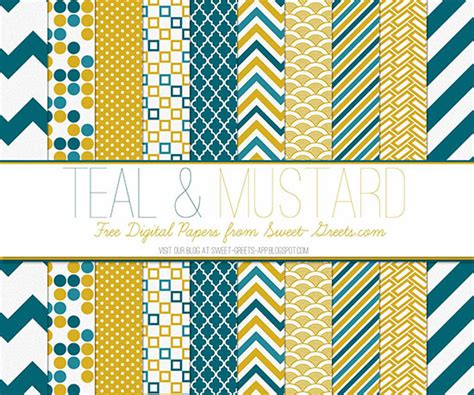 teal and aqua colors 45 free digital paper and pattern packs downloads textuts